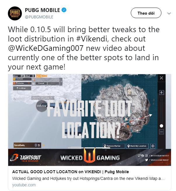 PUBG Mobile: Tencent khẳng định việc loot đồ ở Vikendi sẽ tốt hơn ở bản 0.10.5 - Ảnh 2.
