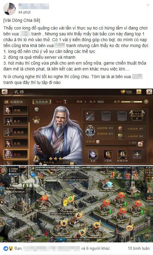 Cộng đồng game thủ chiến thuật SLG hơn 10 năm qua đang đổ xô về Long Đồ Bá Nghiệp đón chờ siêu phẩm Top 1 Châu Á - Ảnh 3.