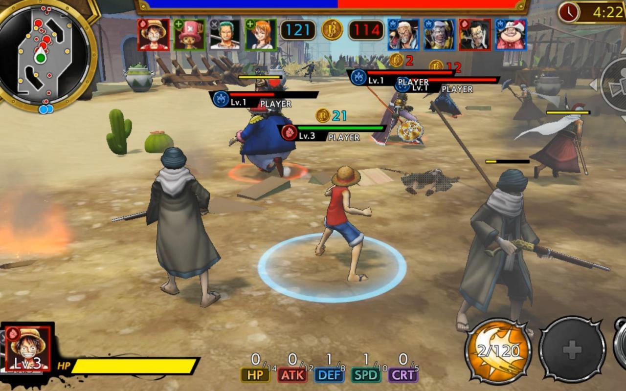 Game mobile nhập vai chiến thuật One Piece Bounty Rush sắp được hồi sinh - Ảnh 1.