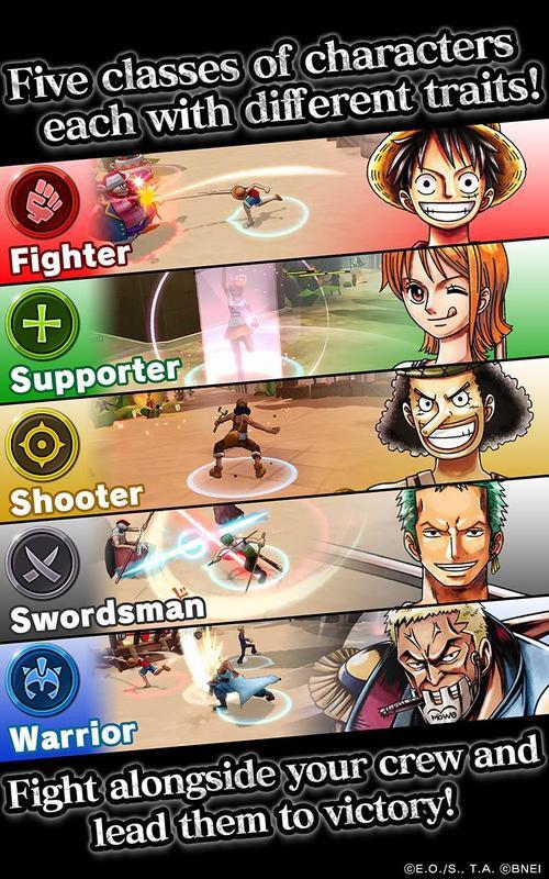 Game mobile nhập vai chiến thuật One Piece Bounty Rush sắp được hồi sinh - Ảnh 2.