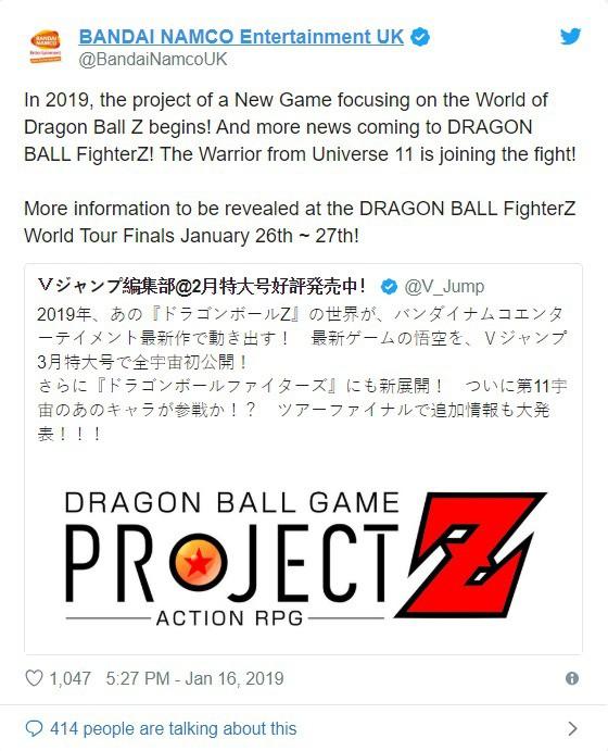 Xuất hiện tựa game Dragon Ball mới với phong cách nhập vai, hành động ARPG - Ảnh 2.