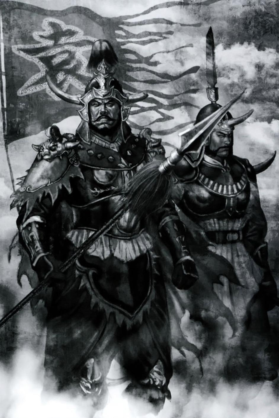 Nhan Lương, Văn Sửu vốn dĩ chỉ là một người? - Câu chuyện lạ đời về mãnh tướng của Viên Thiệu được khắc họa trong Loạn Thế Hồng Nhan - Ảnh 1.
