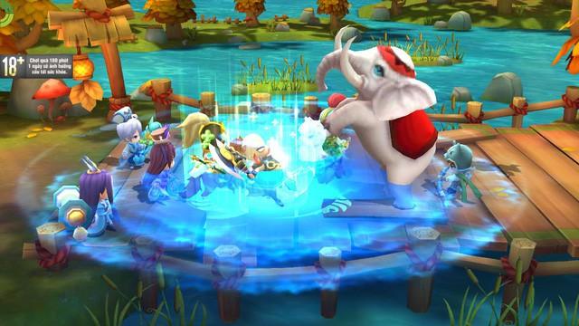 Điểm danh các tựa game mobile hấp dẫn sẽ ra mắt game thủ Việt ngay trước Tết - Ảnh 5.
