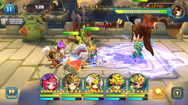Điểm danh các tựa game mobile hấp dẫn sẽ ra mắt game thủ Việt ngay trước Tết - Ảnh 6.