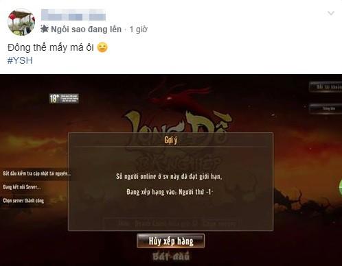 Long Đồ Bá Nghiệp là game chiến thuật SLG đầu tiên tại Việt Nam mà người chơi phải xếp hàng để được vào server, đông ngoài sức tưởng tượng - Ảnh 3.