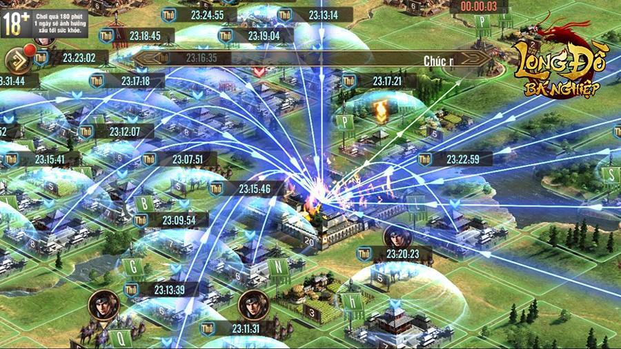 Long Đồ Bá Nghiệp là game chiến thuật SLG đầu tiên tại Việt Nam mà người chơi phải xếp hàng để được vào server, đông ngoài sức tưởng tượng - Ảnh 8.