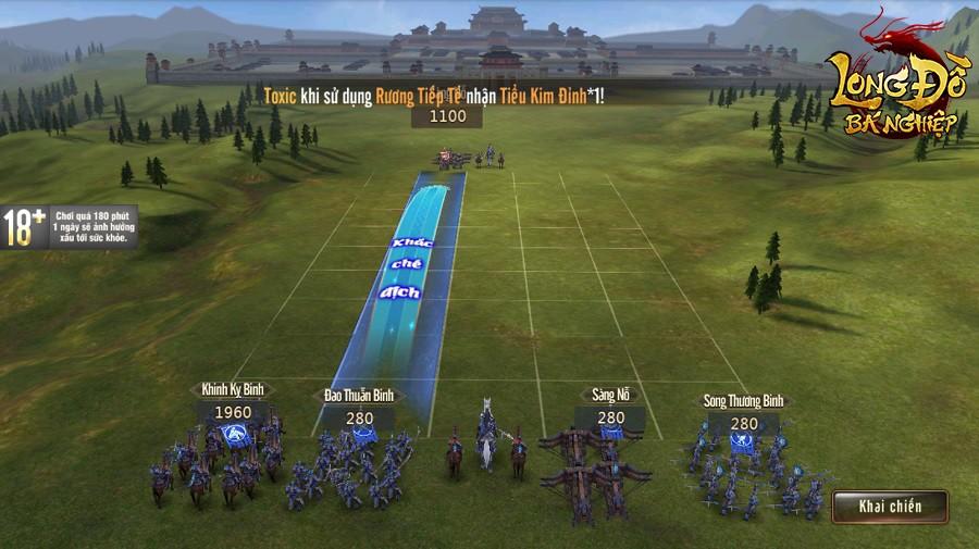 Long Đồ Bá Nghiệp là game chiến thuật SLG đầu tiên tại Việt Nam mà người chơi phải xếp hàng để được vào server, đông ngoài sức tưởng tượng - Ảnh 19.