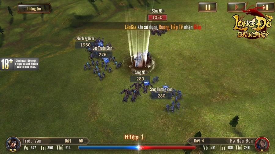 Long Đồ Bá Nghiệp là game chiến thuật SLG đầu tiên tại Việt Nam mà người chơi phải xếp hàng để được vào server, đông ngoài sức tưởng tượng - Ảnh 20.