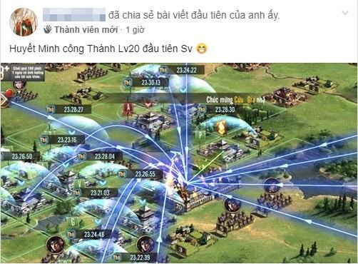Long Đồ Bá Nghiệp là game chiến thuật SLG đầu tiên tại Việt Nam mà người chơi phải xếp hàng để được vào server, đông ngoài sức tưởng tượng - Ảnh 18.