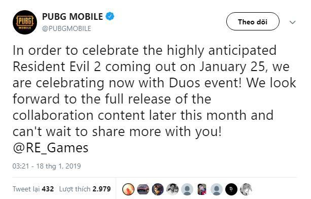 Tencent thả thính game thủ PUBG Mobile chế độ chơi mới vào cuối tháng 1 này - Ảnh 1.