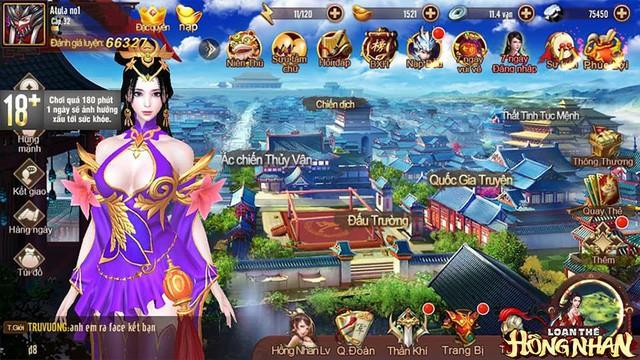 Trải nghiệm Loạn Thế Hồng Nhan - Xu hướng mới của dòng game chiến thuật - Ảnh 1.