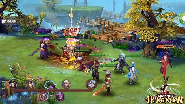 Trải nghiệm Loạn Thế Hồng Nhan - Xu hướng mới của dòng game chiến thuật - Ảnh 3.
