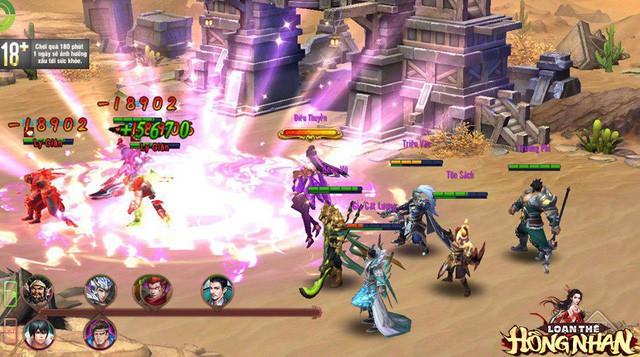 Trải nghiệm Loạn Thế Hồng Nhan - Xu hướng mới của dòng game chiến thuật - Ảnh 5.
