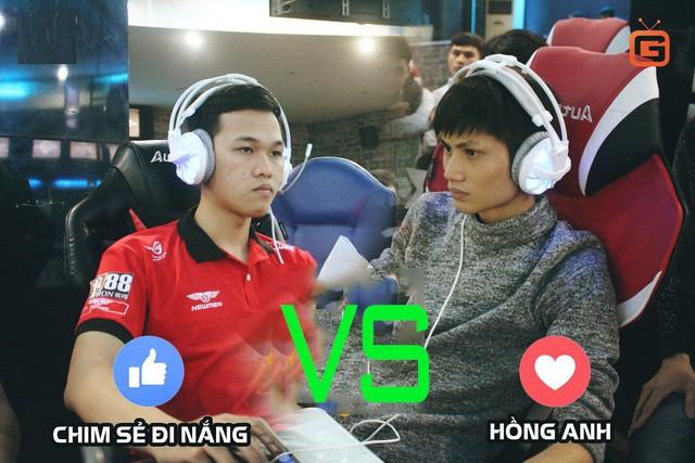 """Chim Sẻ Đi Nắng và Hồng Anh bất ngờ """"gạ kèo"""" công thành Long Đồ Bá Nghiệp ngay trên Livestream - Ảnh 2."""