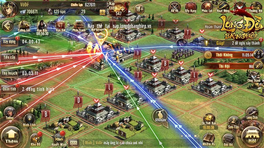 7h chiến đấu, 3000 trận chiến lớn nhỏ, Huyết Minh đầu tiên của Long Đồ Bá Nghiệp chính thức xưng đế Kinh Châu - Ảnh 2.