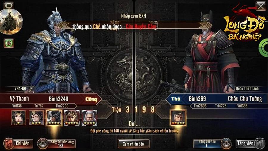 7h chiến đấu, 3000 trận chiến lớn nhỏ, Huyết Minh đầu tiên của Long Đồ Bá Nghiệp chính thức xưng đế Kinh Châu - Ảnh 5.