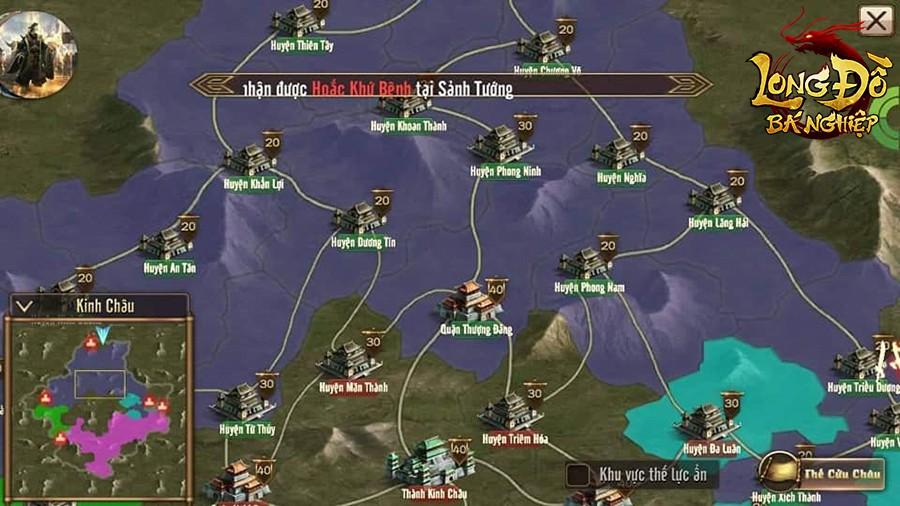 7h chiến đấu, 3000 trận chiến lớn nhỏ, Huyết Minh đầu tiên của Long Đồ Bá Nghiệp chính thức xưng đế Kinh Châu - Ảnh 7.