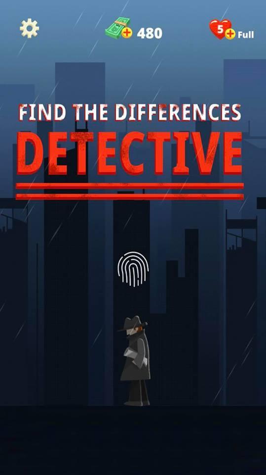 Tựa game kỳ lạ biến game thủ thành thám tử tư: Find The Differences Detective - Ảnh 1.