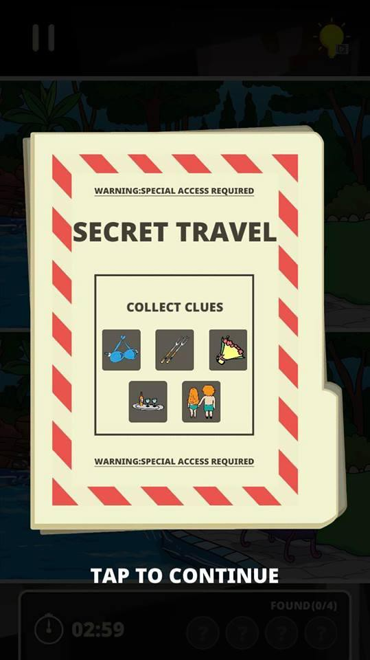 Tựa game kỳ lạ biến game thủ thành thám tử tư: Find The Differences Detective - Ảnh 2.