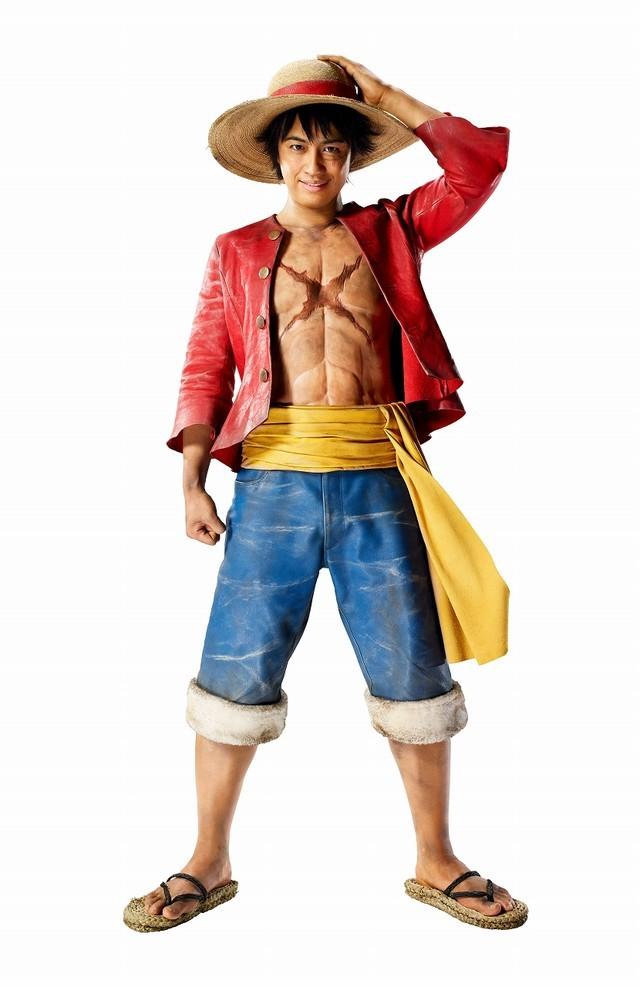 Khi băng Mũ Rơm trong One Piece rủ nhau đi đóng quảng cáo trong phiên bản live-action: Người nổi bật nhất vẫn là chị đại Nami - Ảnh 3.