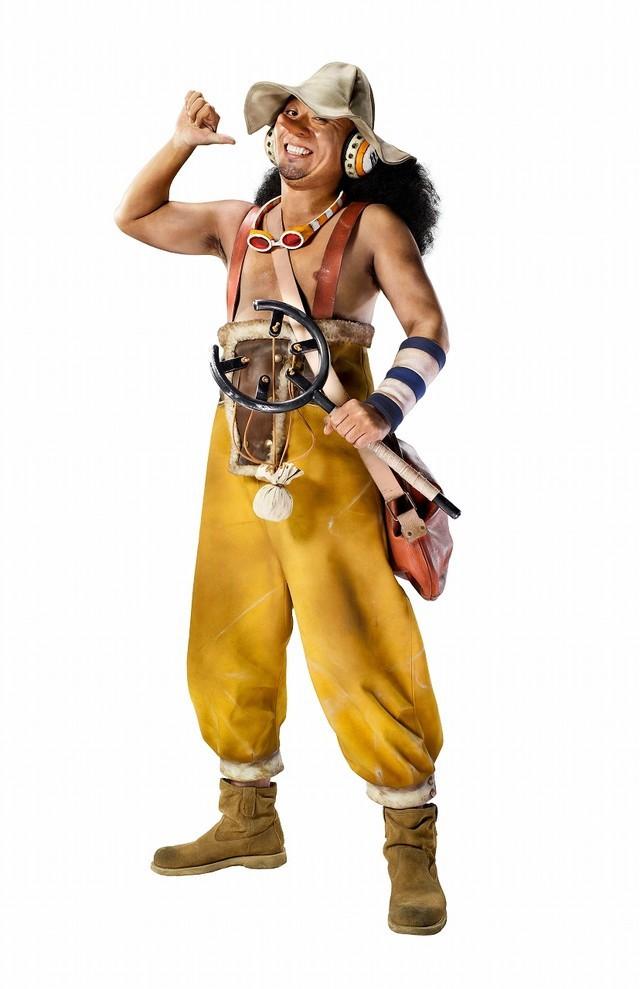 Khi băng Mũ Rơm trong One Piece rủ nhau đi đóng quảng cáo trong phiên bản live-action: Người nổi bật nhất vẫn là chị đại Nami - Ảnh 6.