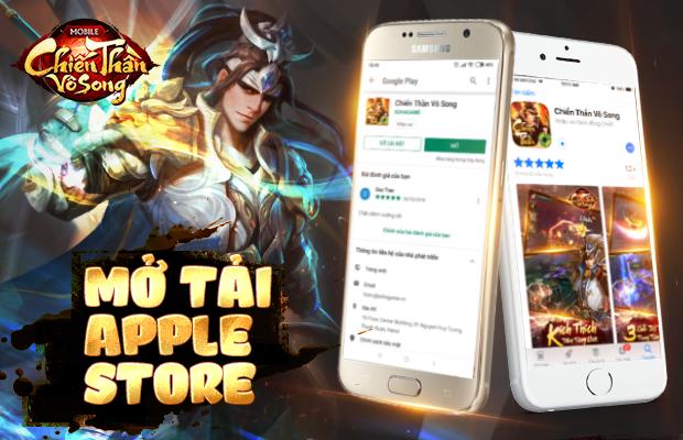 Game hành động Chiến Thần Vô Song chính thức mở tải Apple Store ngay hôm nay, tặng Gift Code 500K - Ảnh 2.