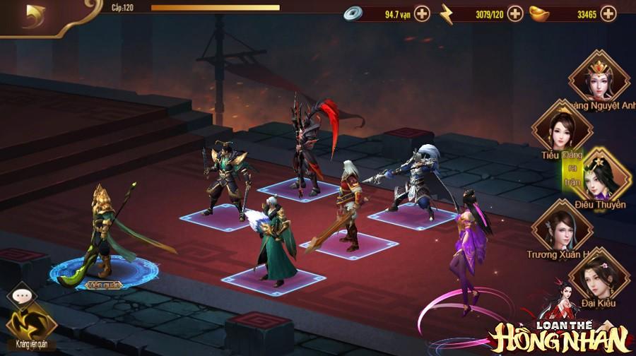 Hack não người chơi từ khi còn chưa ra mắt, Loạn Thế Hồng Nhan giới thiệu tính năng Viện Quân độc nhất vô nhị - Ảnh 1.