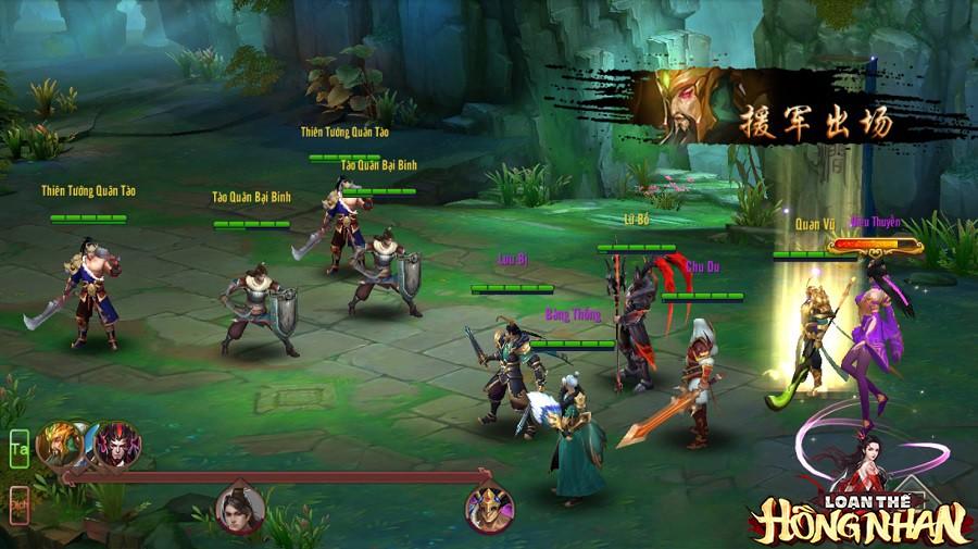 Hack não người chơi từ khi còn chưa ra mắt, Loạn Thế Hồng Nhan giới thiệu tính năng Viện Quân độc nhất vô nhị - Ảnh 3.