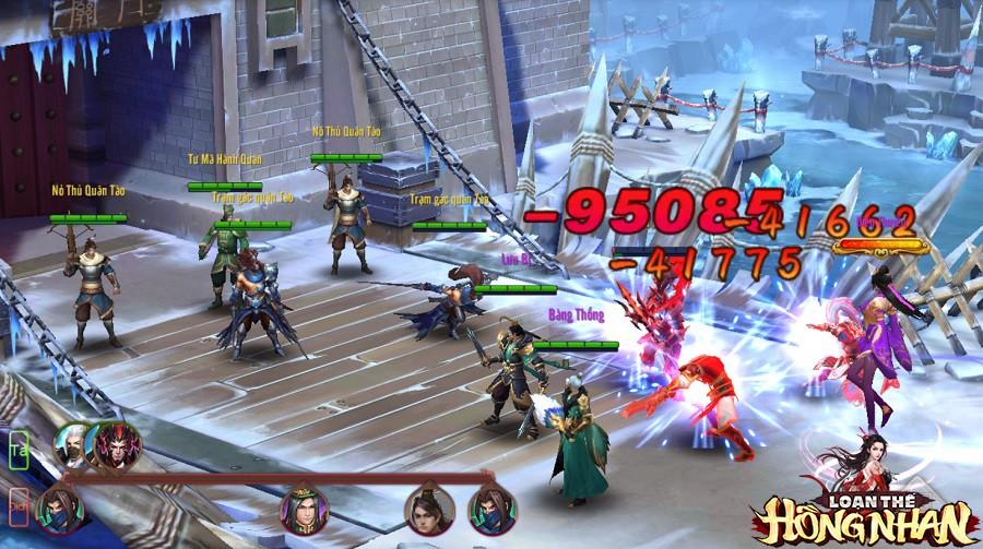 Hack não người chơi từ khi còn chưa ra mắt, Loạn Thế Hồng Nhan giới thiệu tính năng Viện Quân độc nhất vô nhị - Ảnh 4.