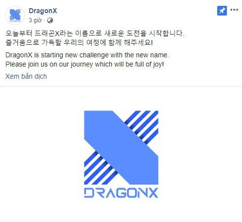 LMHT: Cựu vương Hàn Quốc KingZone DragonX chính thức đổi tên - Ảnh 1.
