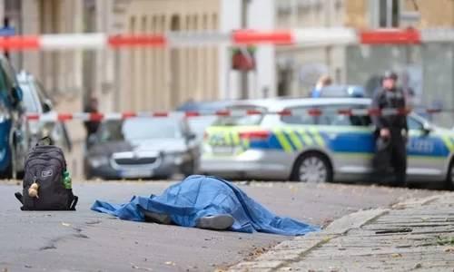 Xả súng 2 người chết ở Đức, nghi phạm dùng Twitch để livestream video tội ác của mình - Ảnh 1.