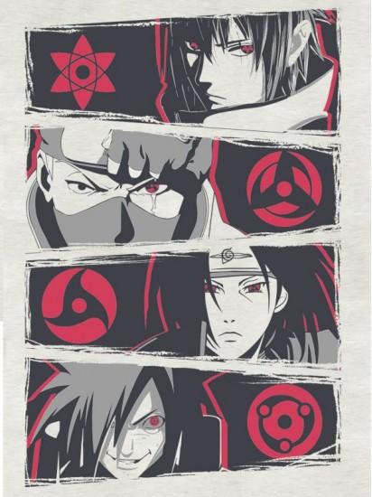 """Naruto: Sharingan và 6 """"nhãn thuật"""" siêu khủng bố trong thế giới nhẫn giả - Ảnh 5."""