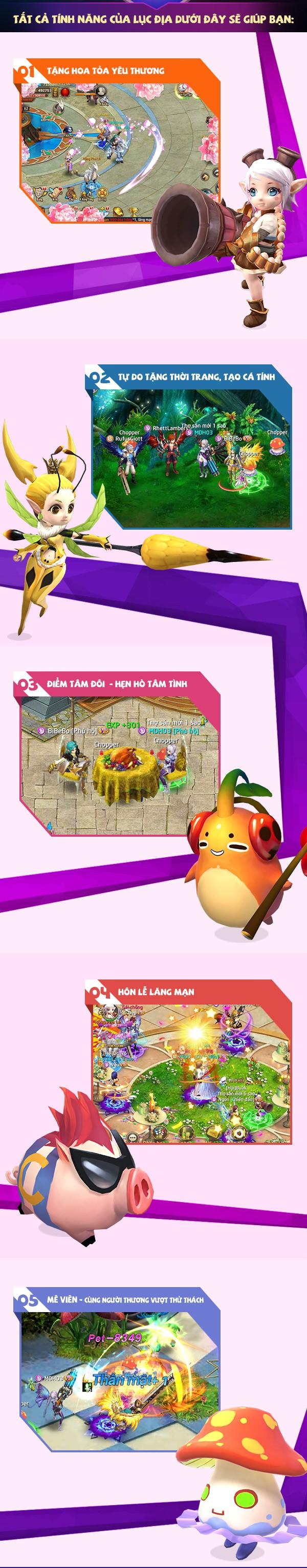 4 mẹo vàng để sống không cần nạp trong Lục Địa 2 - gMO Hàn Quốc 99% tính năng đều liên server vừa ra mắt - Ảnh 5.