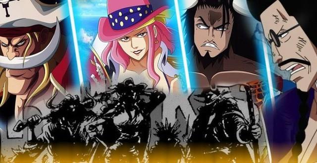 One Piece: Mối quan hệ thật sự giữa hải tặc huyền thoại Rocks D. Xebec và anh hùng hải quân Monkey D. Garp? - Ảnh 3.