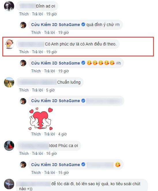 """""""Tay chơi Bố già"""" của làng game Việt - ca sĩ Ưng Hoàng Phúc chính thức trở thành đại sứ hình ảnh cho bom tấn Cửu Kiếm 3D - Ảnh 13."""