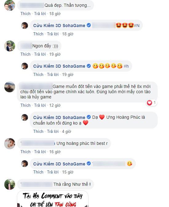 """""""Tay chơi Bố già"""" của làng game Việt - ca sĩ Ưng Hoàng Phúc chính thức trở thành đại sứ hình ảnh cho bom tấn Cửu Kiếm 3D - Ảnh 10."""