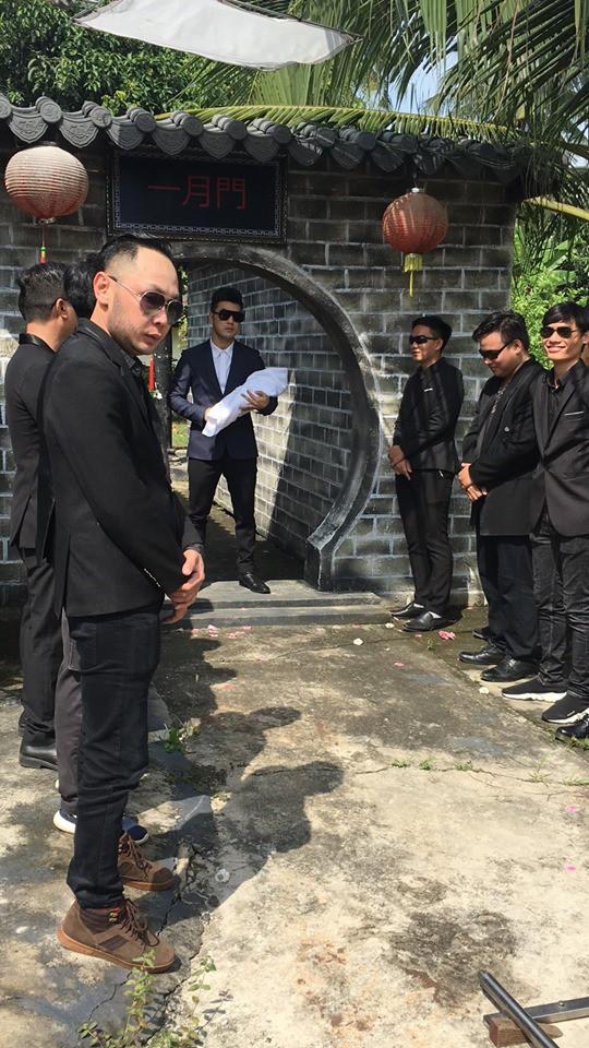 """""""Tay chơi Bố già"""" của làng game Việt - ca sĩ Ưng Hoàng Phúc chính thức trở thành đại sứ hình ảnh cho bom tấn Cửu Kiếm 3D - Ảnh 6."""