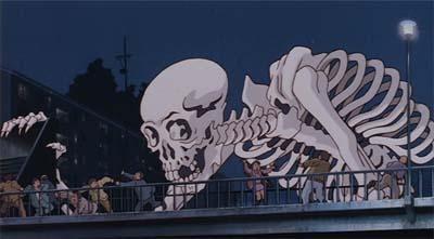 O-dokuro, yêu quái sở hữu diện mạo kinh dị nhất Nhật Bản - Ảnh 3.