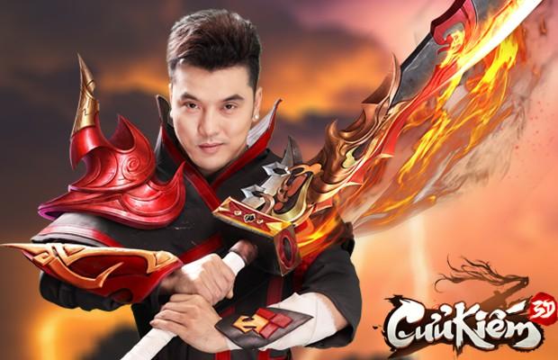 """""""Tay chơi Bố già"""" của làng game Việt - ca sĩ Ưng Hoàng Phúc chính thức trở thành đại sứ hình ảnh cho bom tấn Cửu Kiếm 3D - Ảnh 8."""