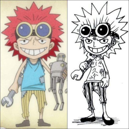 One Piece: Thân thế của Eustass Kid có liên quan đến băng hải tặc huyền thoại Rocks? - Ảnh 4.