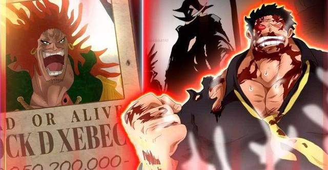 One Piece: Thân thế của Eustass Kid có liên quan đến băng hải tặc huyền thoại Rocks? - Ảnh 5.