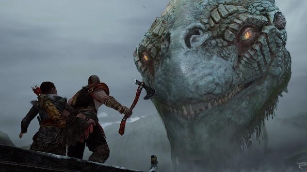 Những con rắn siêu to khổng lồ từng xuất hiện trong thế giới game - Ảnh 1.