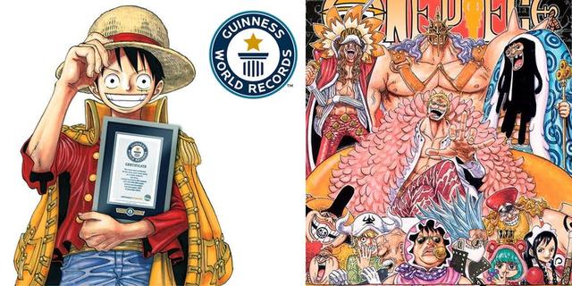 One Piece đứng đầu top 100 manga trong bảng xếp hạng Đừng chết khi chưa đọc chúng!, Naruto chỉ đứng hạng 19 - Ảnh 2.