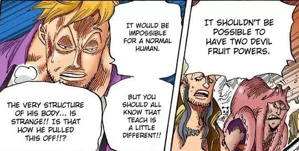 One Piece: Khám phá bí mật đằng sau cơ thể của Blackbeard và nó liên quan đến hải tặc Rocks D. Xebec? - Ảnh 2.