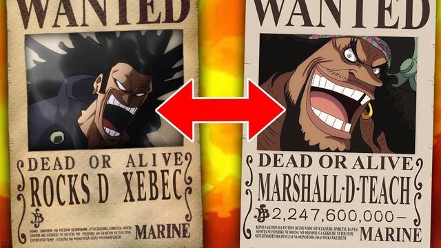 One Piece: Khám phá bí mật đằng sau cơ thể của Blackbeard và nó liên quan đến hải tặc Rocks D. Xebec? - Ảnh 4.