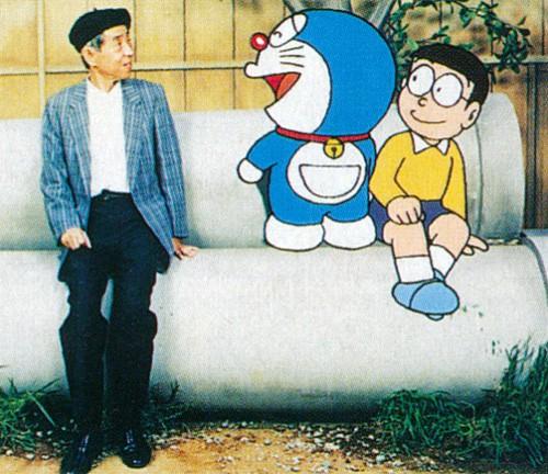 Doraemon kí sự: Những bí mật chưa từng được biết đến của cha đẻ mèo máy - Ảnh 1.