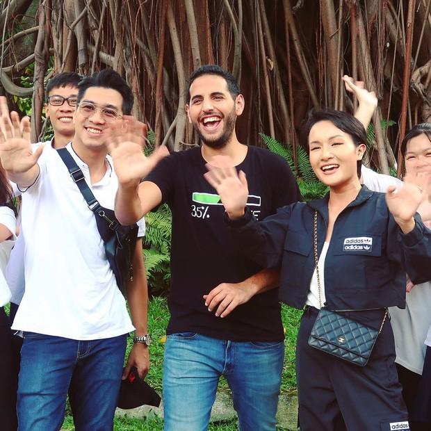 Tuyên bố muốn hợp tác với người trên 1 triệu followers, travel blogger Nas Daily đã chọn Giang Ơi và PewPew để đồng hành? - Ảnh 2.