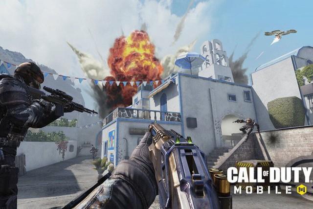Call of Duty Mobile: Gameplay đẹp mê hồn - Ảnh 3.