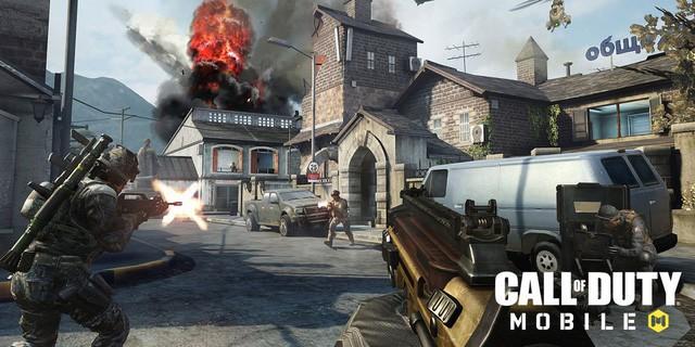Call of Duty Mobile: Gameplay đẹp mê hồn - Ảnh 4.