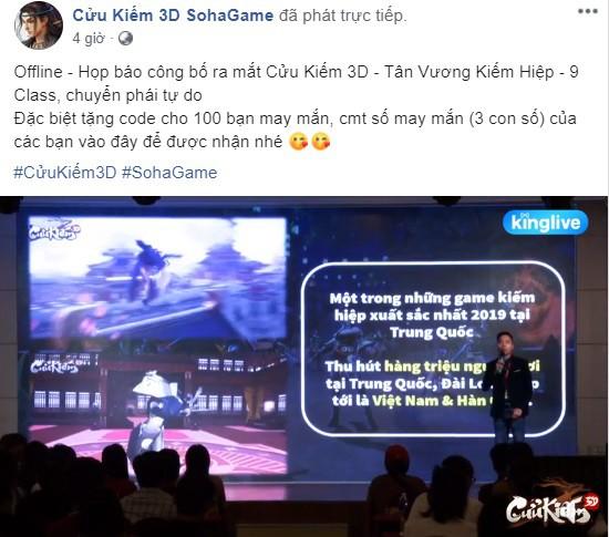 Họp báo Cửu Kiếm 3D và những keyword ấn tượng: Dàn PC 200 triệu, Kim Minh Huy, gái xinh, người mẫu Tây, vị thế bom tấn và một cộng đồng máu chiến - Ảnh 2.